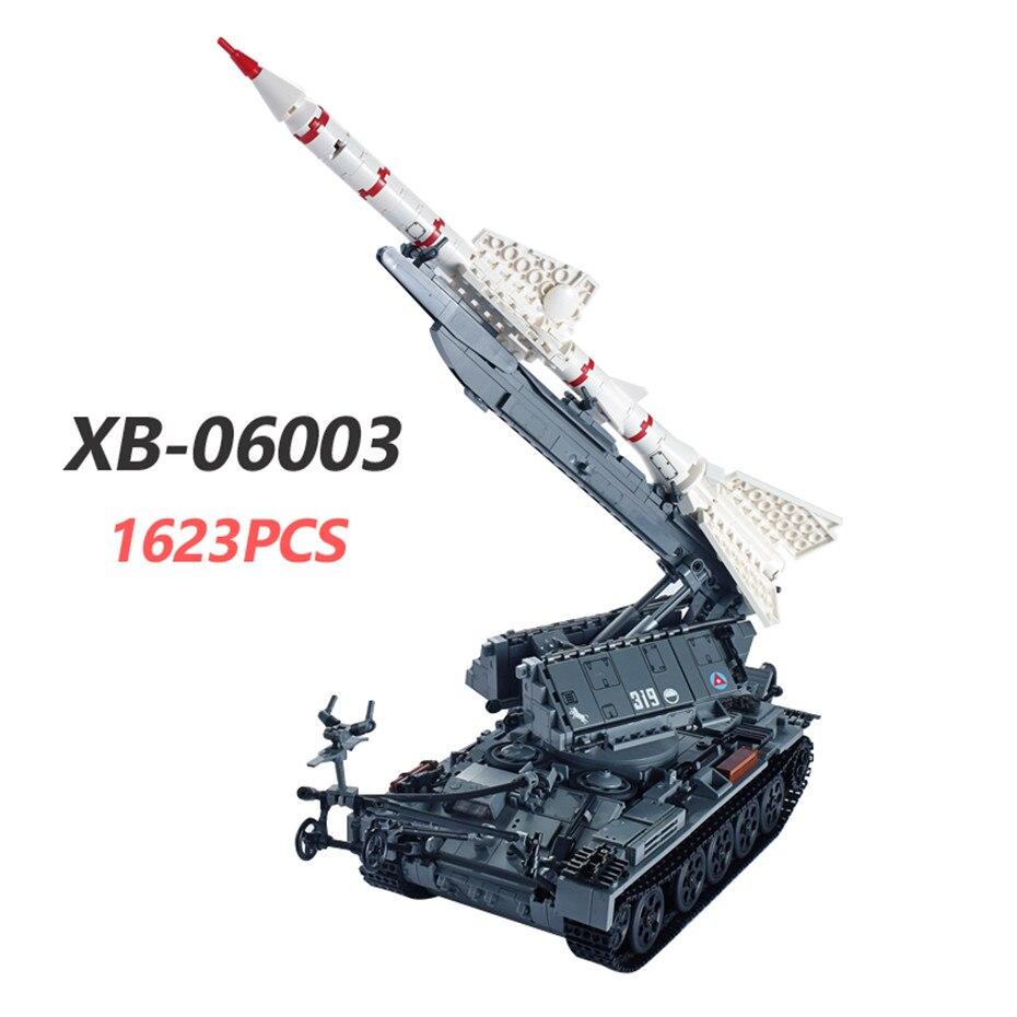 militares serie tanque missle conjuntos de veiculos 02