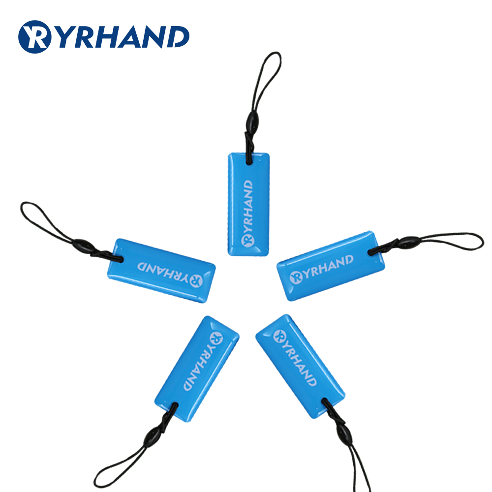 5pcs YRHAND RFID M1 13.56Mhz  Small Cards For Smart Door Locks