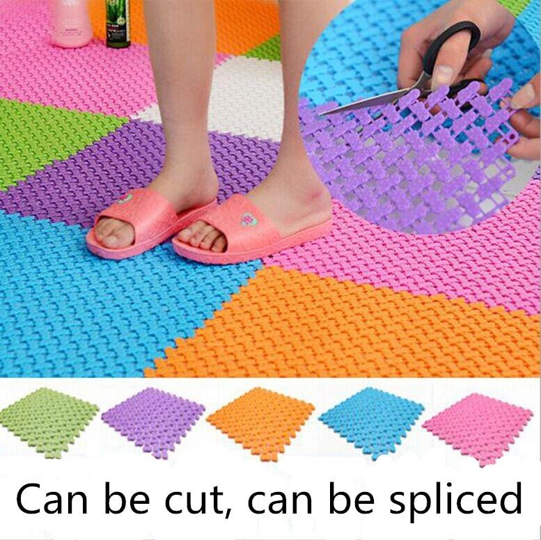Aliexpress Com Buy Diy Carpet 24 24cm Candy Colors