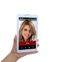 7 Inch IPS 1280 800 MTK8382 Dual Camera 2MP 8MP 3G Phone Call SIM Card Quad