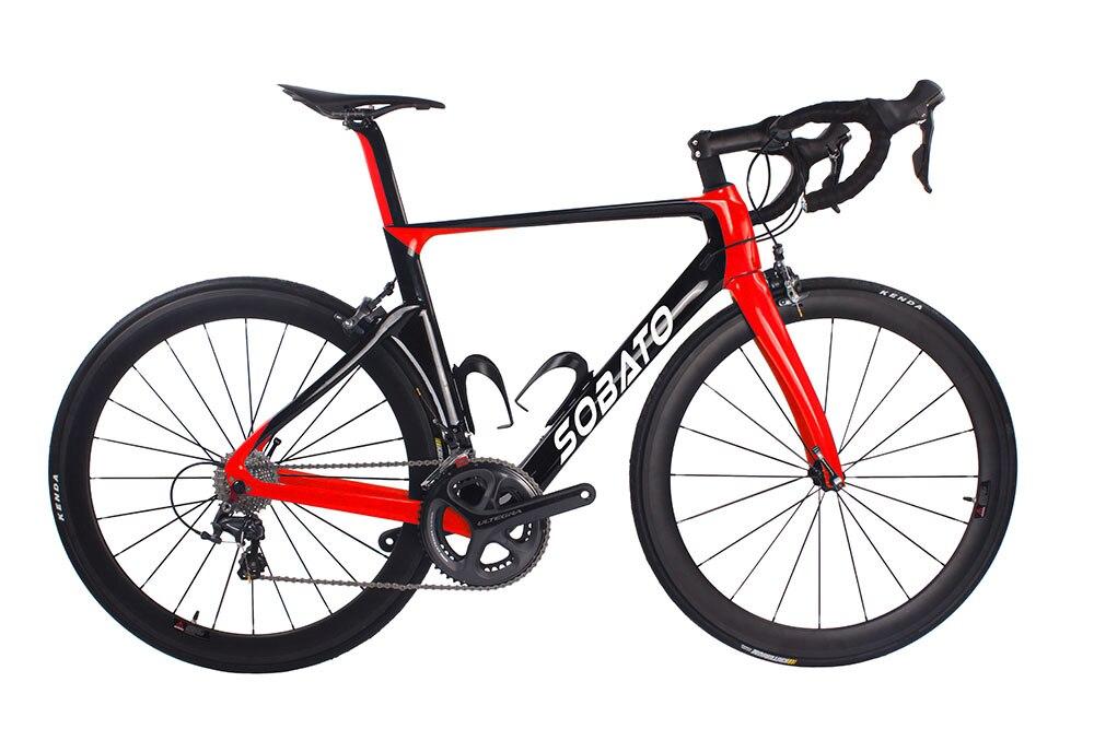 New Model Sobato T1000 Carbon Road Frame UD 1k Carbon Bike Frame 46 48 51 54