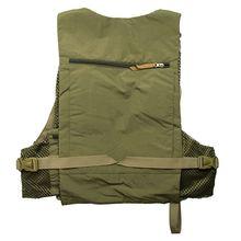 Outdoor Adjustable Fishing Hunting Life For Fishing Clothing Light General Size Waistcoat Fishing Vest Fishing Tools