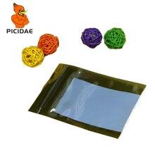 Пакеты с защитой от статического электричества Антистатическая упаковка сумка на молнии с замком-молнией Водонепроницаемая самозапечатывающаяся Антистатическая посылка сумка