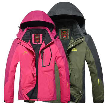 Men Women Windproof Outdoor Camping Hiking Jacket Coat Top Outwear Windbreaker Sports Apparel Tracksuit Athletic Blazers 5801