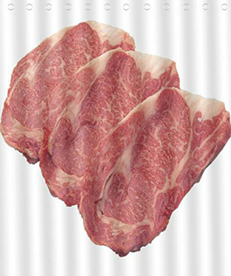 hanging meat curtains | Integralbook.com