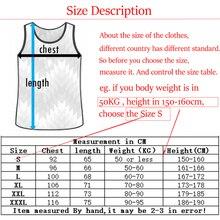 Summer Cool Man Tank Top Casual White Men Vest Mens 3d Lobo Printed Tank Fashion Designer Workout Shirts