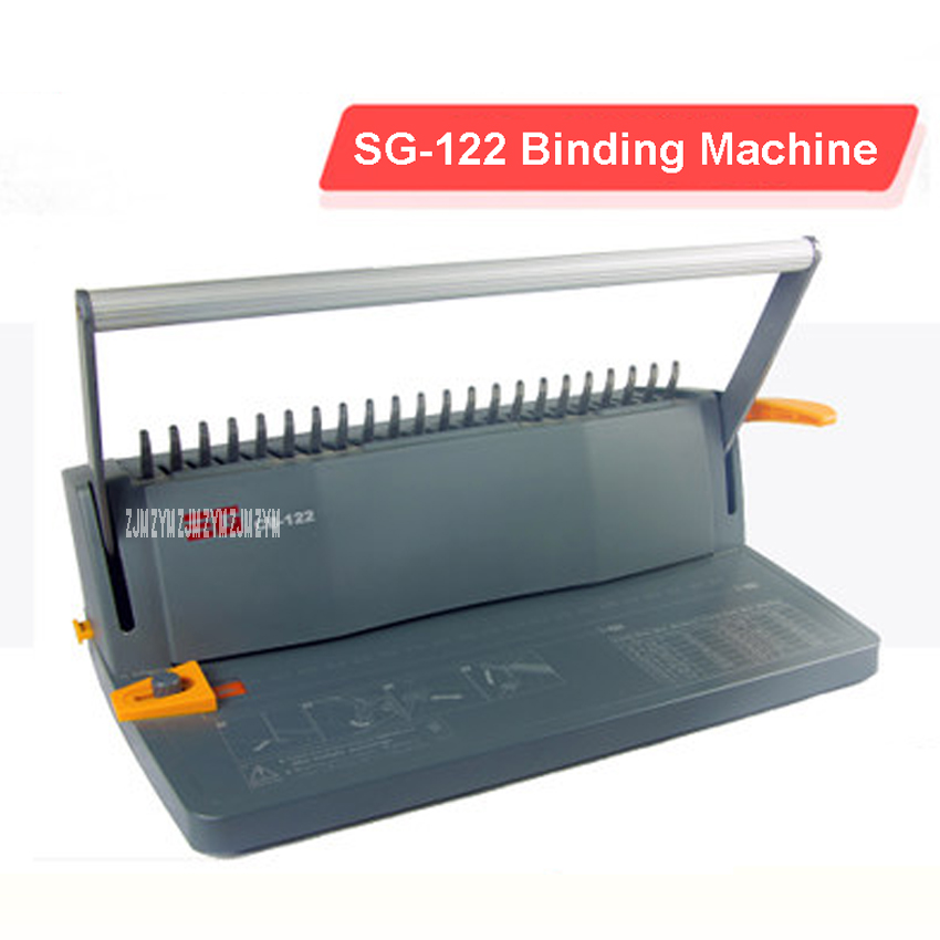 Aliexpress.com : Buy SG CB122 Manual A4 Paper Punch Paper