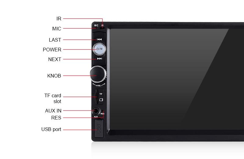 Car Radio MP5 Player (1)