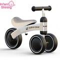 Baby Shining Baby Balans Fiets Wandelaar Kinderen Rit op Speelgoed Gift voor 10-24 Maand Kinderen voor Learning Walk scooter