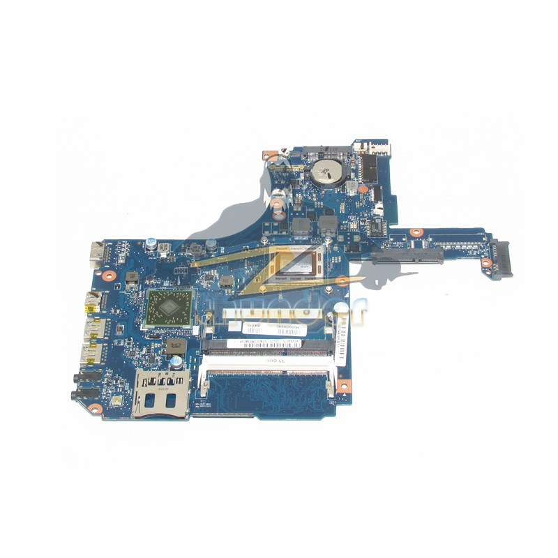 H000056840 Main Board For Toshiba Satellite S55D S50-D S50-A Laptop Motherboard DDR3 A6-5345 CPU Full tested h000042190 main board for toshiba satellite c875d l875d laptop motherboard em1200 cpu ddr3