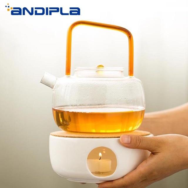 Aliexpress.com : Buy Modern Simple White Ceramic Tea Pot
