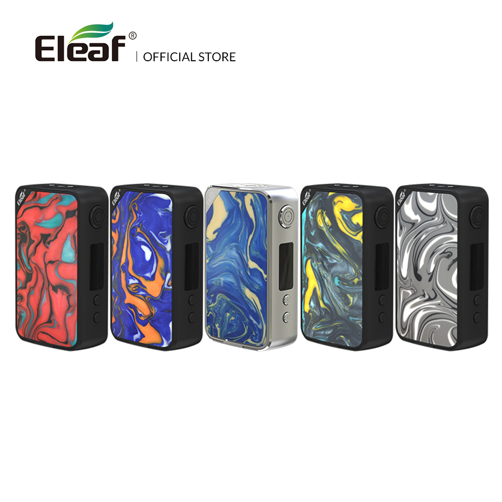 [FR] Original 160W Eleaf iStick Mix Box Mod pas de double batterie 18650 avec Avatar puce TYPE-C charge électronique Cigarette mod