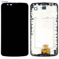 Brand New Lcd For LG K10 K430 K430DS K420N Lcd Display With 5.3 Touch Screen Digitizer With Frame Assembly 10pcs Free DHL