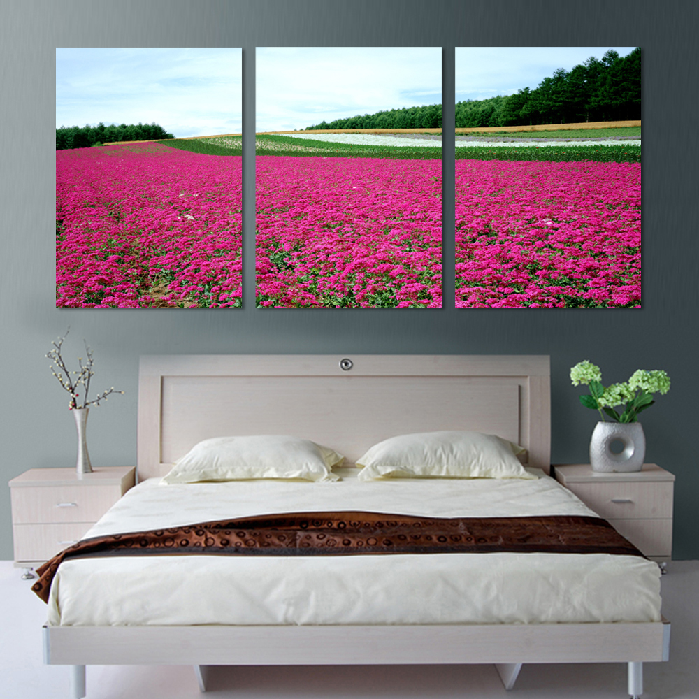 Cheap Art Decor: 2017 Promotion Special Offer 3 Pcs Canvas Wall Art Decor