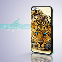 Coque Animal African Leopard Art Phone Cases For IPhone 7 6S 6 5S SE 5C 5