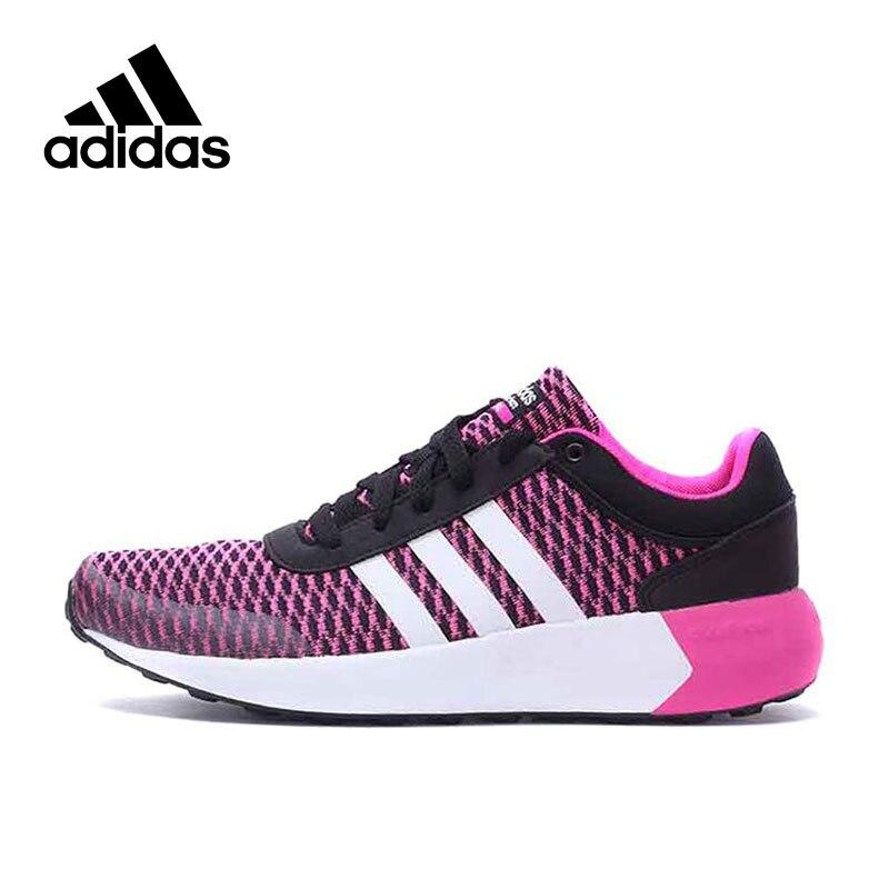 premium selection 6c488 f4e29 ... closeout rosa gris adidas neo etiqueta de skate zapatillas classique  cómodos respirables del deporte zapatos de