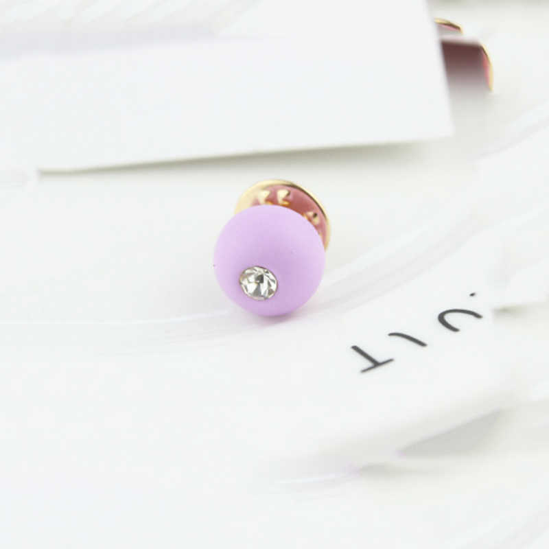 Lnrrabc Imitasi Mutiara Bros Pin Pernikahan Bridal Syal Klip Kerah Diseduh Sendiri Pin Hadiah untuk Wanita Pakaian Grosir Aksesoris