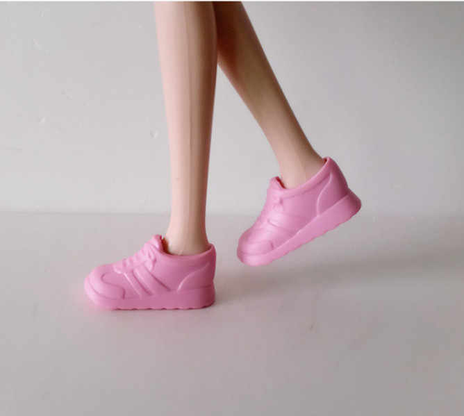 Recién Llegados, zapatos deportivos de muñeca, zapatos de muñeca (adecuados para blyth, Barbi, Pullip, licca, kurhn, BJD, muñeca 1/6)