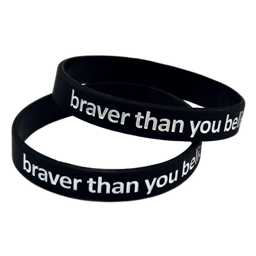 OneBandaHouse Custom Design Motivation Silicone Rubber Wristband.jpg q50