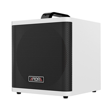 цена на Aroma AG-40A 40w Acoustic Guitar Digital AMP Audio Amplifier Speaker Box Built-in Tuner with Gauge Audio Cable Power Adapte