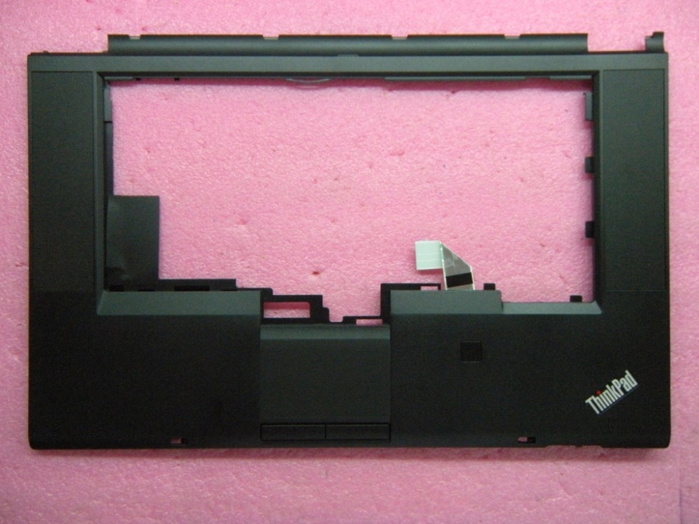 New/orig Lenovo ThinkPad T530 T530i W530 Keyboard Bezel  Touch panel left and right key color device neworig keyboard bezel palmrest cover lenovo thinkpad t540p w54 touchpad without fingerprint 04x5544