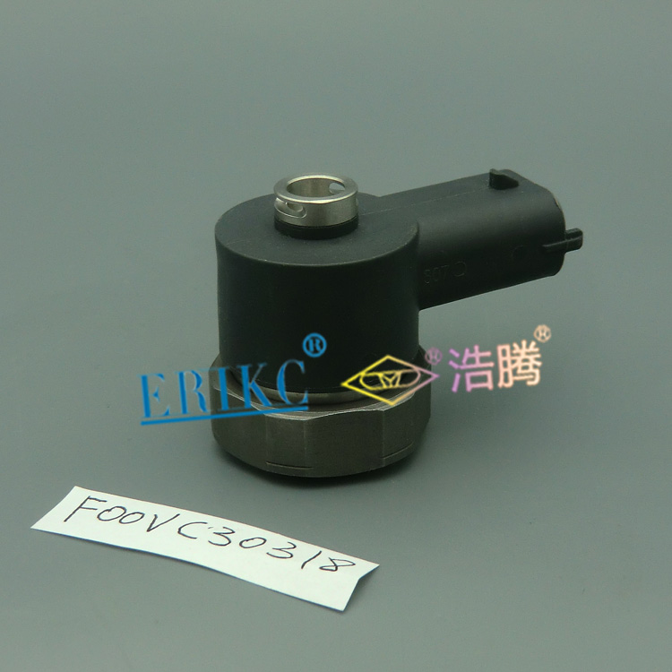 ERIKC F00VC30318 diesel injection nozzle solenoid valve,F 00V C30 318 common rail injector Magnet connection group F00V C30 318
