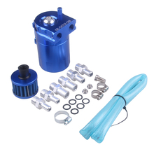3 Colors Long Lasting Universal Oil Catch Cylinder Reservoir Car CanTank Breather system For GM