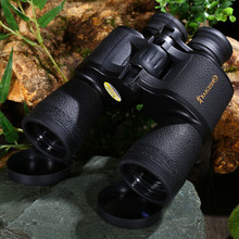 Russian Binoculars Baigish 20x50 Hd Powerful Military Binocular High Times Zoom Telescope Lll Night Vision For Hunting Camping цена и фото