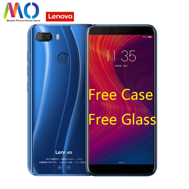 "Lenovo K5 Play Phone Global Version 4G B20 Smartphone Android Mobile Phone Octa-core Face Recognition 5.7"" Fingerprint 13.0MP"
