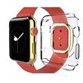 Crystal Clear ТПУ Чехол для Apple Watch 38 мм/42 мм Мягкий Смарт Часы Аксессуары 4 цветов