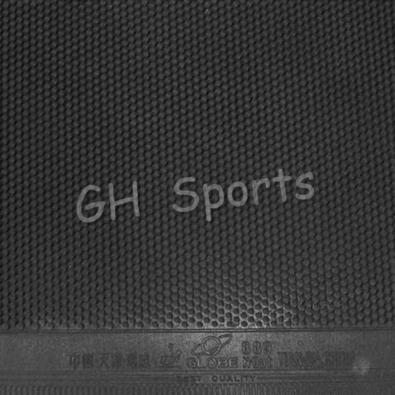 Globe 889 (Fast Attack) Short Pips-Out Table Tennis (PingPong) Rubber Without Sponge (Topsheet, OX)