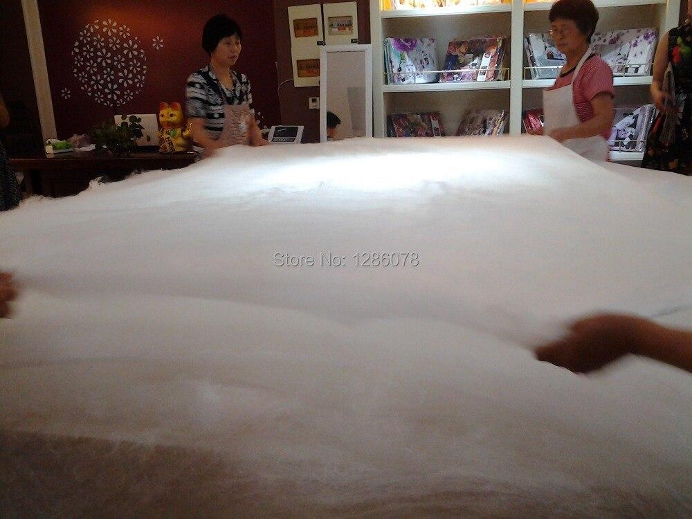 200x220 cm 100% Edredón De Seda De Morera Edredón/Edredón Colcha