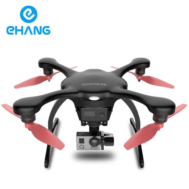 EHANG GHOSTDRONE 2.0 Антенна Черный, GPS RC Беспилотный Вертолет Мультикоптер с 4 К камера Спорта, 100% Оригинал