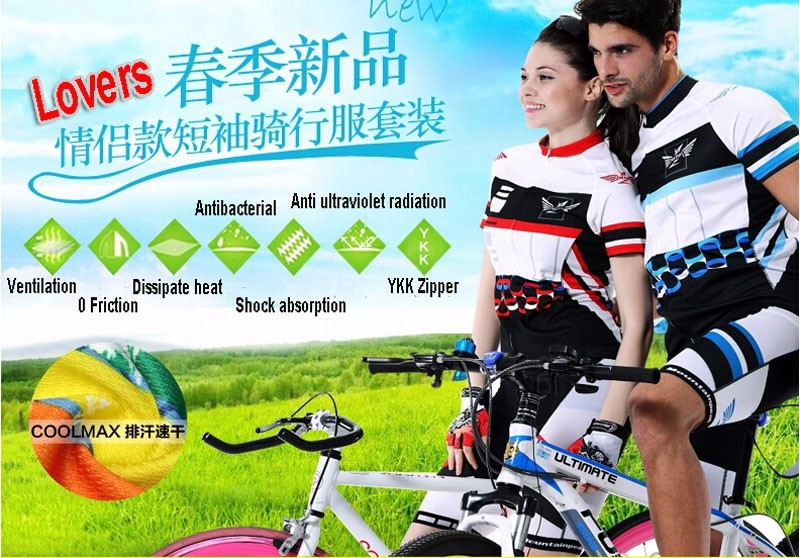 High quality Top sales lover Bike Cycling Jersey b91a23ba7