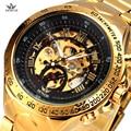 Top Brand SEWOR Военно Скелет Часы Автоматические Механические Часы Мужские наручные часы Спорт Часы Montre Homme Relógio Masculino