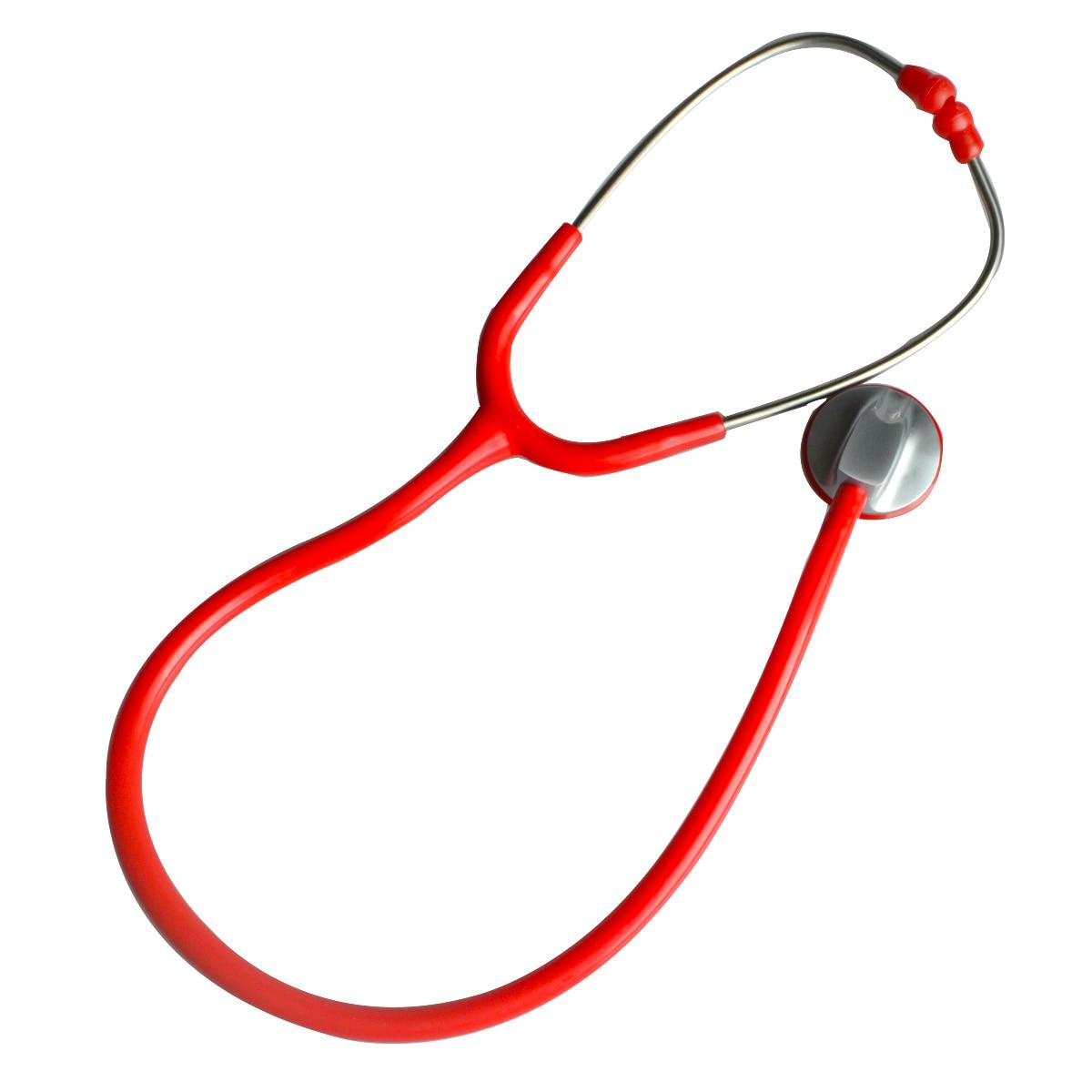 5Pcs/Lot ELYSAID Single Head Stethoscope Healthcare Functional Professional Medical Equipment Blood Pressure For Doctors/Nurses
