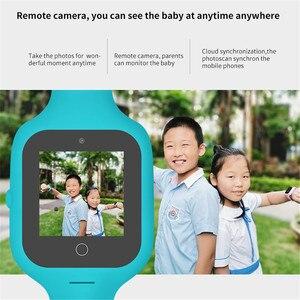 Image 2 - 2019 Interpad Anti Perso Astuto Della Vigilanza Dei Bambini Della Vigilanza di GPS SOS A due vie di Chiamata di Telefono Bambino Intelligente Orologio Per iOS telefono Android Smartwatch