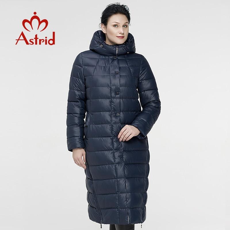 2019 Frisky New Women's Winter  Jackets Thick Warm Wind Down Jacket Female Fashion Casual Parkas Plus Size FR-6622