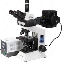 Trinocular Compound Microscope-AmScope Supplies 40x-2000x Infinity Plan EPI-Fluorescent Trinocular Compound Microscope