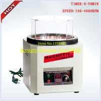 Magnetic Tumbler Extra Large Buy One Get 300 g Magnetic Pins Free Jewelry Polishing Machine Jewelry Tools Capacity 1300g