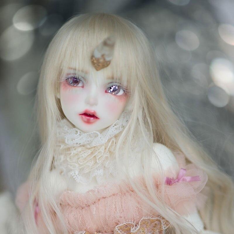 Fairyland FairyLine Lucywen 1/4 bjd sd <font><b>dolls</b></font> model reborn girls boys eyes High Quality toys makeup shop resin