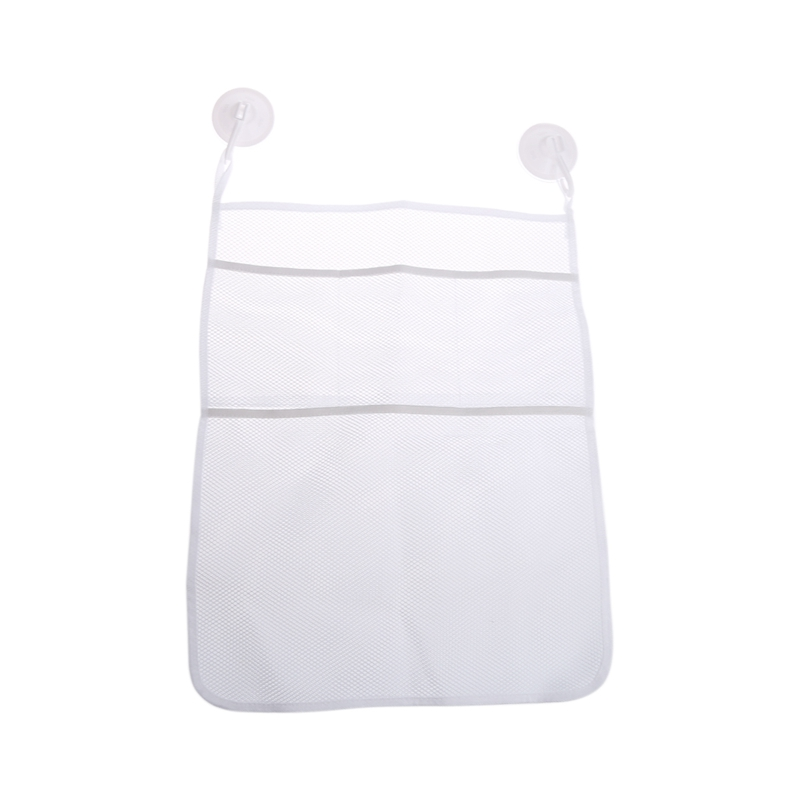 Baby Kids Bathroom Bathtub Toy Mesh Net Bag Organizer Holder Stuff Tidy Bag ...