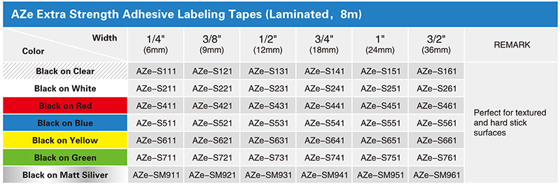 IsMyStore: Compatible TZe611 TZe-611 TZ611 Laminated label tape Black on Yellow for Brother P-touch Label Makers Tz-611 (6mm x 8m, 1 Pack)