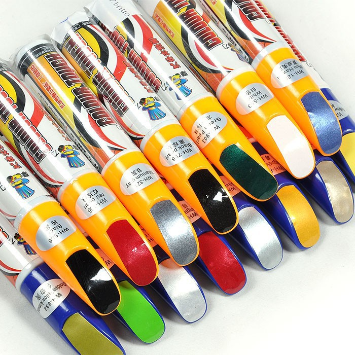1Pcs Pro Mending Universal Car Remover Scratch Repair Painting Pens Clear For Nissan Chevrolet Benz Honda Hyundai Ford Toyota