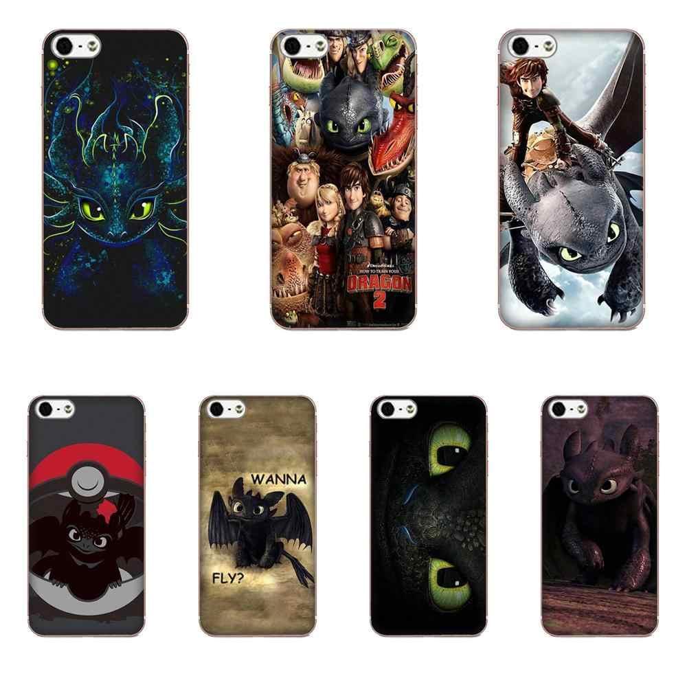 TPU Mobile For Galaxy A3 A5 A7 On5 On7 2015 2016 2017 Grand Alpha G850 Core2 Prime S2 I9082 How To Train Your Dragon 3