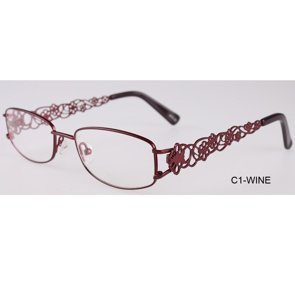 2017 hot selling new fashion glasses women myopia ...