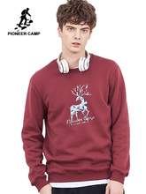 mannen merk elanden sweatshirt