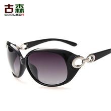 Women Sunglasses Brand Design Polarized Aviator Sunglasses Fashion Cool Lady Brillen Woman Metal Double Ring Driver Sun Glasses