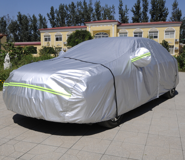 Custom Special Car Cover For BMW 7 Series G12 2016 2017 Durable