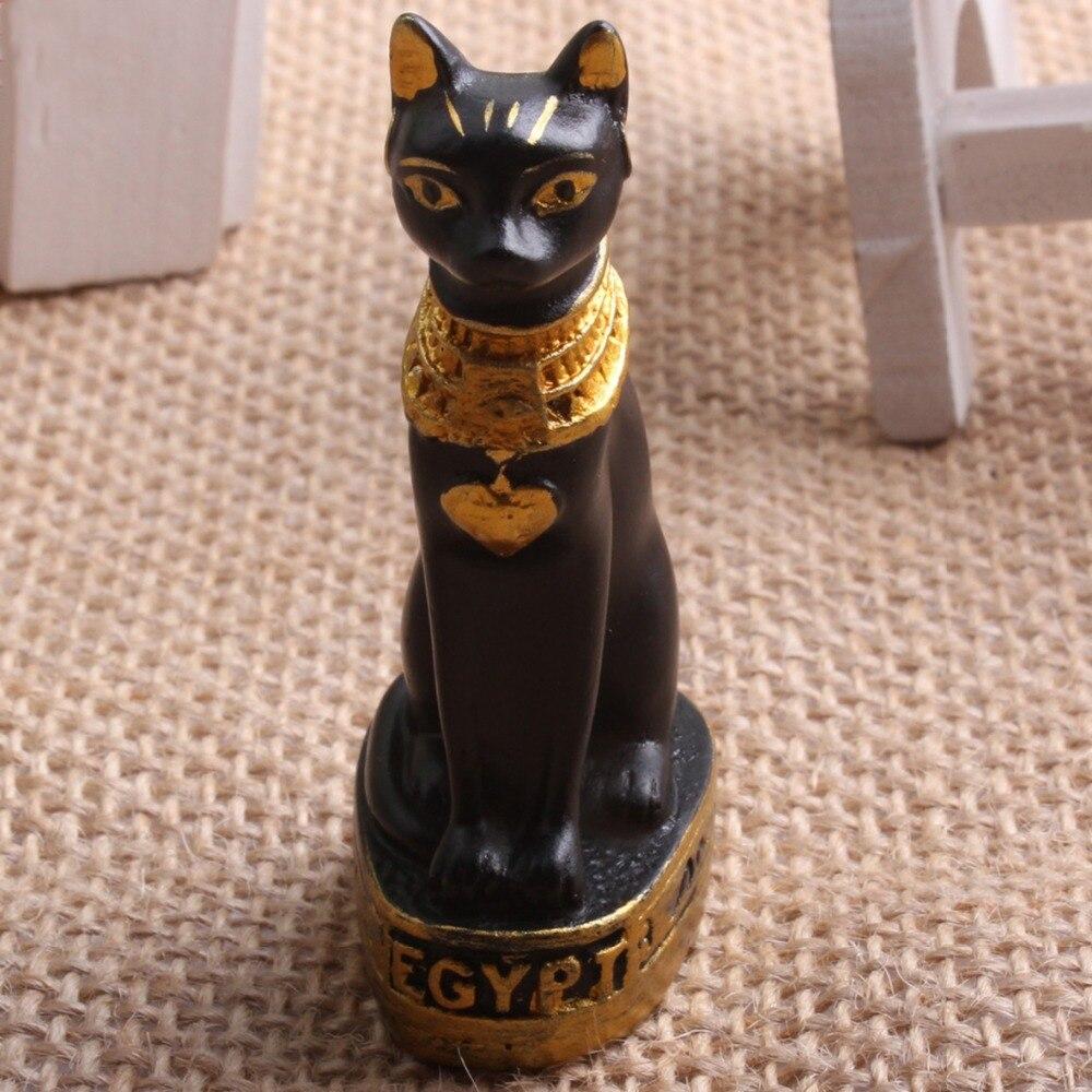 Egypte Mascotte Baster sculpture chat statues pour la maison jardin ...